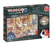 Jumbo Wasgij Retro - Mystery 2 The proposal 1000 pcs Legpuzzel 1000 stuk(s)