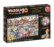 Jumbo Wasgij Original 28 Dropping the Weight 1000 pcs Legpuzzel 1000 stuk(s)