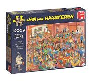 Jumbo Jan van Haasteren The Magic Fair 1000 pcs Legpuzzel 1000 stuk(s)