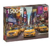 Jumbo Premium Collection New York Taxi 1500 pcs Legpuzzel 1500 stuk(s)