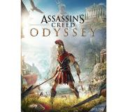 Ubisoft Assassin's Creed Odyssey, PS4 video-game Basis PlayStation 4
