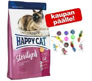 Happy Cat 4kg Sensitive Graanvrij Eend Happy Cat Kattenvoer