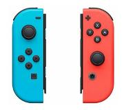 Nintendo Joy-Con Gamepad Nintendo Switch Blauw, Rood