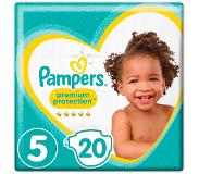 Pampers Premium protection junior S5
