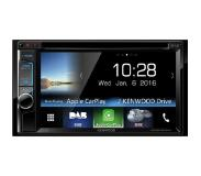 Kenwood DDX8016DABS autoradio Black 200 W Bluetooth