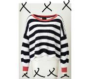 Only Trui 'onlHILDE L/S STRIPE PULLOVER CC KNT'