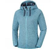 Columbia Vest Columbia Women Pacific Point Full Zip Hoodie Atoll-L
