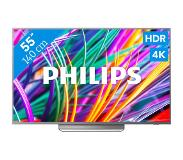 Philips Ultraslanke 4K UHD LED Android TV 55PUS8303/12