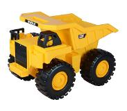 CAT Caterpillar Big Rev Up Truck geel 46cm
