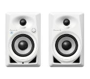 Pioneer DM-40BT Wit Duo Pack