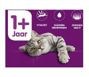 Whiskas blik Adult - Rund in saus - 12x400gr