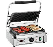 "Bartscher Contactgrill ""panini"" 1rdig"