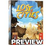 999 Games Lost Cities kaartspel Kaartspel