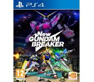 Games New Gundam Breaker UK PS4