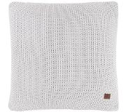 Inget (Storm) Nordic Knit Kussen 50x50 - Silver