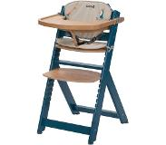 Safety 1st Meegroei kinderstoel Safety 1st Timba Petrol Blue (incl. kussen)
