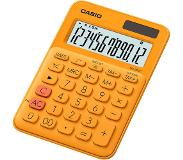 Casio MS-20UC-RG calculator Desktop Basisrekenmachine Oranje