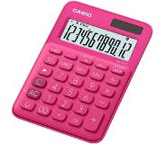 Casio MS-20UC-RD calculator Desktop Basisrekenmachine Rood