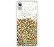 SBS Smart & Ladies Case iPhone XR - Goud