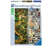 Ravensburger Divided City New York Legpuzzel 1500 stuk(s)