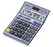 Casio DF-120TERII calculator Desktop Basisrekenmachine Blauw