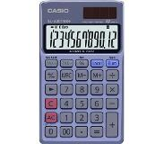 Casio SL-320TER+ calculator Pocket Basisrekenmachine Blauw