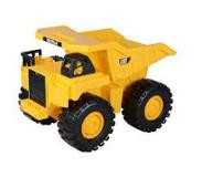 Inget (Storm) Caterpillar Big Rev Up Truck geel 46cm