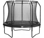 Salta Trampoline Salta Combo Premium Black Edition 251 + Safety Net