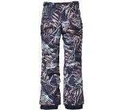 O'Neill Ski Broek O'Neill Girls Charm Slim Blue AOP Pink Or Purple