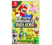 Nintendo New Super Mario Bros. U Deluxe | SWITCH