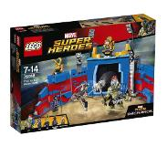 LEGO Marvel Super Heroes Thor vs Hulk arenagevecht 76088