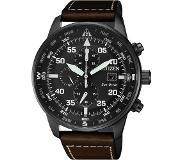 Citizen Horloges Ecodrive Citizen CA0695-17E horloge Eco-Drive Chrono Zwart