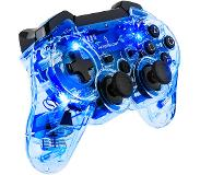 PDP Afterglow Gamepad PC,Playstation 3 Blauw