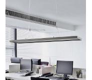 Lampenwelt.com Dimbare LED Office hanglamp Divia