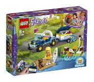 LEGO 20% korting: LEGO Friends 41364 Stephanie's Buggy en Aanhanger