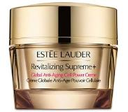 Estée lauder Revitalizing Supreme + Global Anti-Aging Cell Power Creme Gezichtsverzorging 75 ml