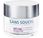 Sans Soucis Anti Age One Apple a Day 24h Dag- en Nachtcrème 50 ml