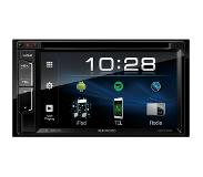Kenwood DDX318 BT autoradio Zwart 22 W Bluetooth