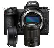 Nikon Z6 + 24-70mm f/4.0 S + FTZ Adapter Kit
