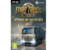 Micromedia Euro Truck Simulator 2: Beyond the Baltic Sea (Uitbreidingsset) | PC