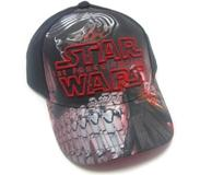 Disney Star wars logo red the force awakens -kids cap-