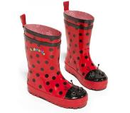 Kidorable Regenlaars Kidorable Ladybug-Schoenmaat 27