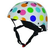 Kiddimoto Helm Kiddimoto Pastel Dotty