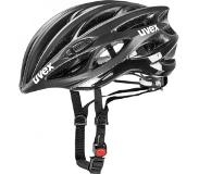 Uvex Fietshelm Uvex Race 1 Black Mat Shiny