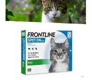 Proline Frontline Spot-on Kat 4pip
