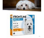 Proline Frontline Spot-on Hond Small 4 PIP