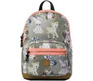 Pick & Pack Cute Animals Backpack M beige multi