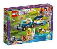 LEGO Friends Stephanie's buggy en aanhanger - 41364 294 gram