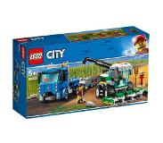 LEGO City Maaidorser transport 60223