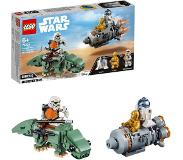 LEGO Star Wars 75228 Escape Pod vs. Dewback Microfigh